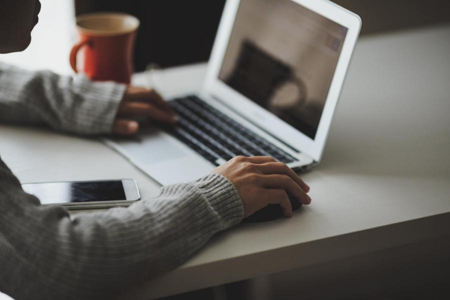focus during online school